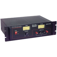 Pyramid PS52KX 46 Amp 1000 Watts - 12V DC Power Supply W Built-in Cooling Fan System Power Supplies on Sale