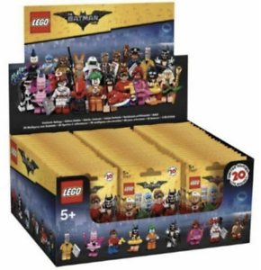 Lego Batman Movie Series Mime MINIFIGURES 71017 FACTORY SEALED