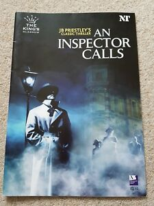 An-Inspector-Calls-Theatre-Programme-March-2003