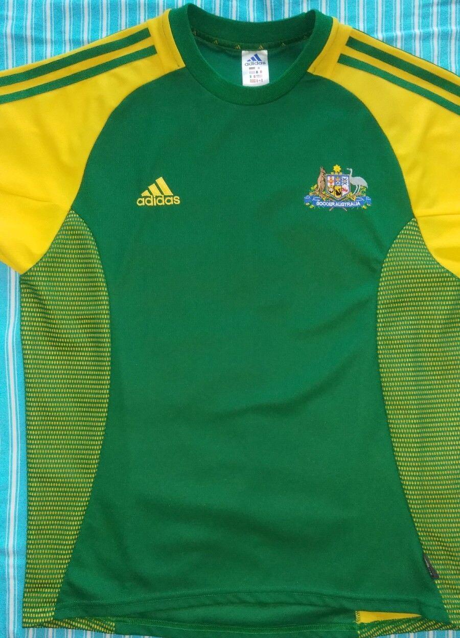 Australia maglia, football SHIRT, Jersey, world cup 2002