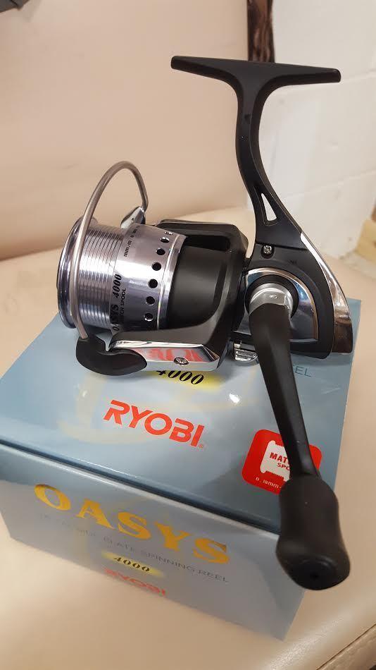 Ryobi Oasys 4000 Pellet Waggler Reel RYOBI 'RFO' System Fishing RRP .99