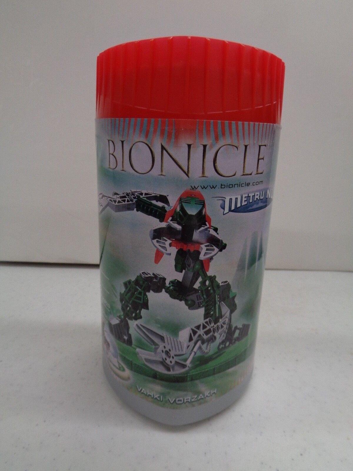 Lego Bionicle Metro Nui Vahki Vorzakh 8616 Building Toy Age 7+33 pcs NEW/SEALED