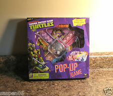 Teenage Mutant Ninja Turtles Pop Up Game 2 To 4 Players NEW