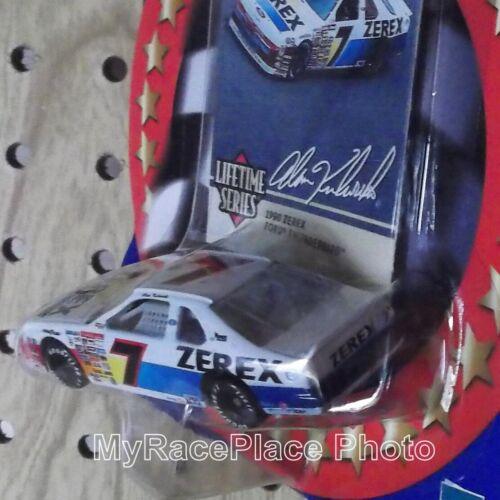 LTS #3 of 3 #7 Alan Kulwicki NASCAR Diecast Car 1990 *ZEREX* FORD THUNDERBIRD