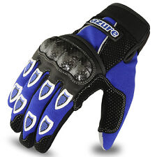 Motocross Gloves Off-Road Racing Gloves Mx Enduro Mtb Bmx Amara Kevlar 1093 S