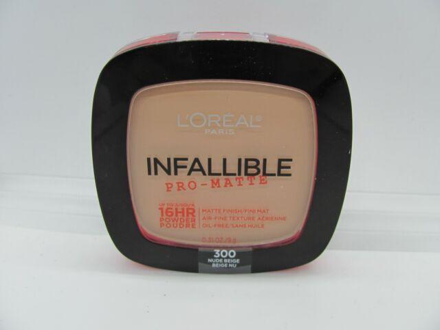 LOréal Paris Infallible Pro Glow Pressed Powder, #23 Nude