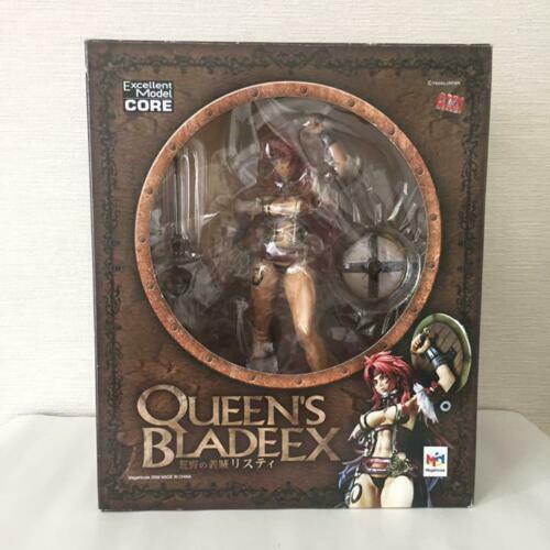 Excellent Model Limited Queens Blade Rebellion Sigui Figure Black ver Megahouse