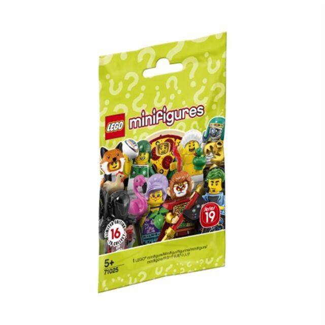 Serie 19 Lego Minifigur BRANDNEU Lego - 6251232
