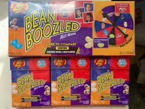 Jelly-Belly-Bean-Boozled-Spiel-Gluecksrad-Beans-Bertie-Botts-3-Nachfueller-5th