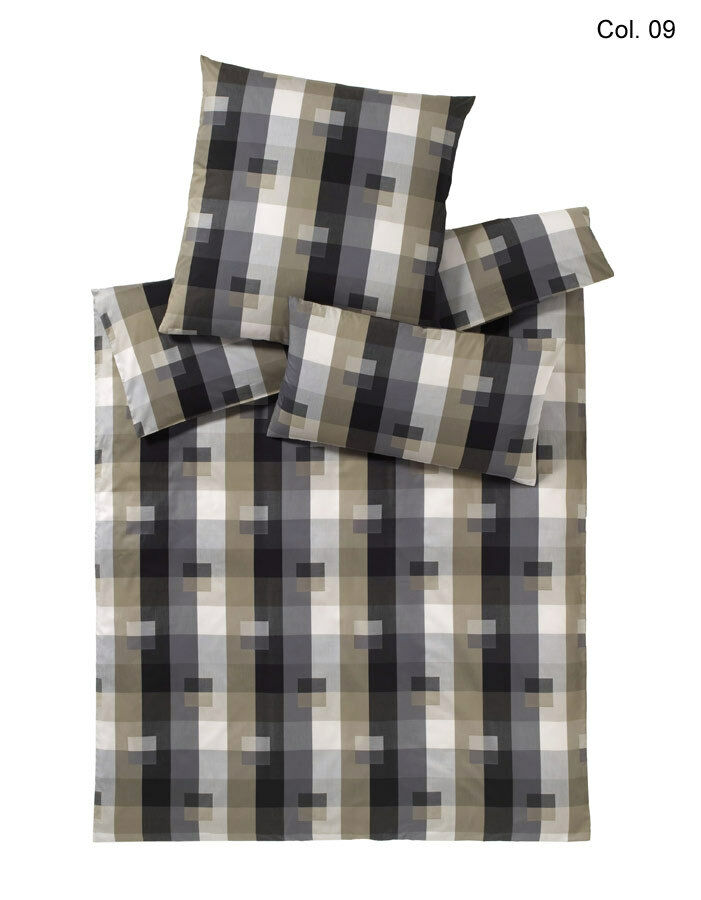 Elegante PERKAL-Biancheria da letto noveta (7035), 135x200cm-OFFERTA