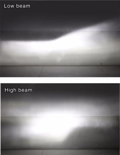 Alla Lighting Low Beam Headlight H7 LED Bulbs for Subaru Tribeca 2005~14 Outback