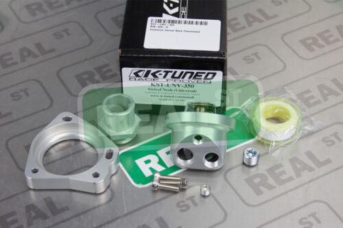 K-Tuned Universal Billet Swivel Neck Thermostat K series K20 K24 KST-UNV-350