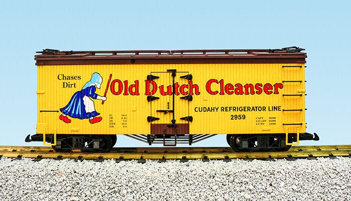 USA Trains G Scale 16028 OLD DUCTCH CLEANSER CHOICE  OF RD   nouveau RELEASE  les magasins de détail
