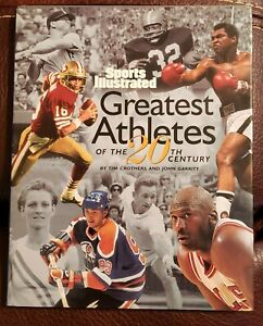 Sports-Illustrated-Greatest-Athletes-of-the-20th-Century-by-Crothers-amp-Garrity