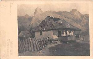 B39332-casa-veche-marius-constant-pinx-peinting-art-postcard-romania