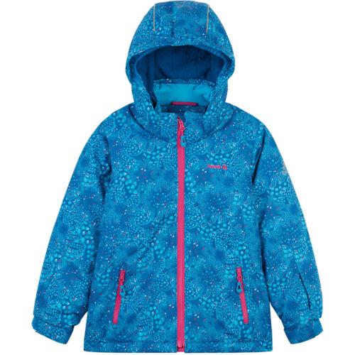 Kamik Maeve Carousel Jacket Mädchen pacific aop 2018 Funktionsjacke blau