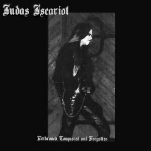 Judas-Iscariot-Dethroned-Conquered-and-Forgotten-CD