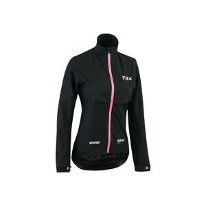 Details about FDX Womens Waterproof Cycling Jacket Breathable Lightweight Ladies Running Coat