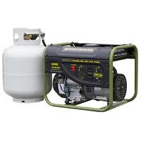 Sportsman 2000 Watt Dual Fuel Generator Gen2000df Generator