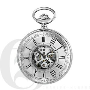 Pocket Watch Mechanical Watches, Parts & Accessories