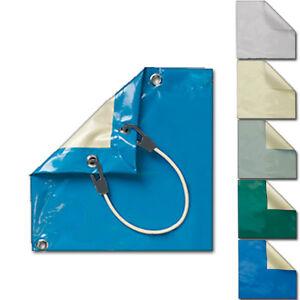 couverture bache d 39 hiver et securite pour piscine. Black Bedroom Furniture Sets. Home Design Ideas