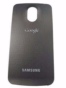 Samsung-Galaxy-Nexus-I9250-Standard-Battery-Door-Back-Cover-Housing-Gray-OEM
