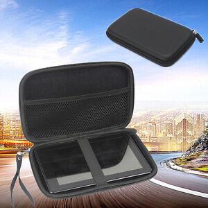 7-039-039-GPS-Tasche-Navi-Tasche-Hardcase-fuer-TomTom-Schutzhuelle-Etui-Huelle-Box-Auto
