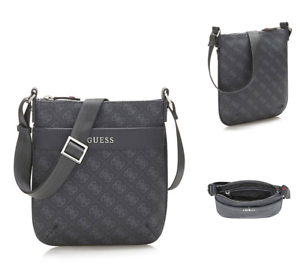 78ee16b6e4d3 GUESS Pouch Crossbody Bag 6212 Small UPTOWN G-Logo Dark Blue Bags ...