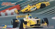 Markus Winkelhock Renault Series Promo Card Draco Racing.