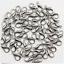50-100pcs-Jewelry-Loose-Lobster-Clasp-Suitable-for-necklace-bracelets-5-colour thumbnail 13