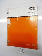 Case W14B Loader Parts Catalog Manual  8-2360  Printed 11/85