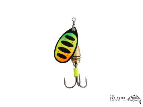 Savage Gear Rotex Spinner 3g Lachs Hecht Auswahl der Farbe 14g Forelle