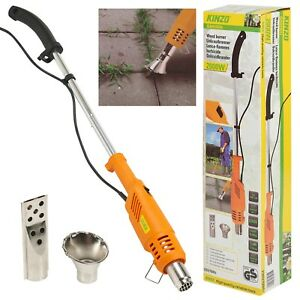 Kinzo-2000w-Electric-Weed-Burner-Killer-De-icer-Eco-Friendly-Plug-In-Garden-NEW