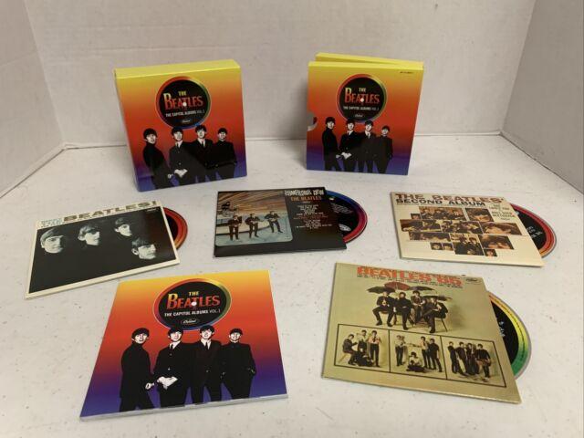 The Beatles - The Capitol Albums Vol.1 Stereo/Mono 2004 Brick Box 4-CD Set!