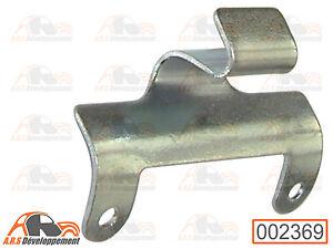 Fixation latérale NEUVE pour capote fermeture extérieur de Citroen 2CV  -2369
