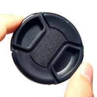 Lens Cap Cover Keeper Protector For Samsung Smx-f40 Smx-f43 Smx-f44 Hmx-h100