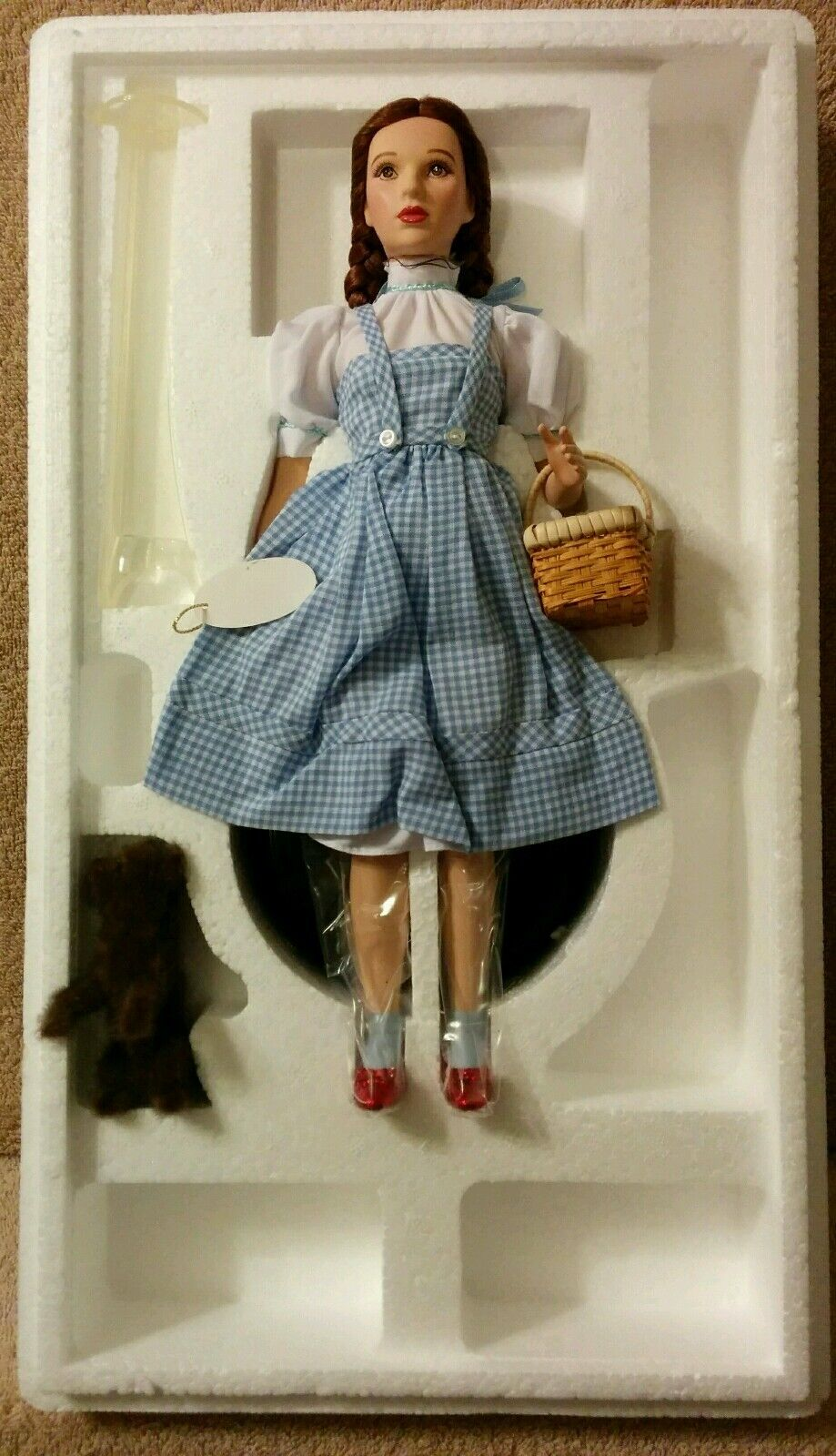 DGoldthy, The Wizard of Oz Porcelain Doll Collection, NRFB 2000