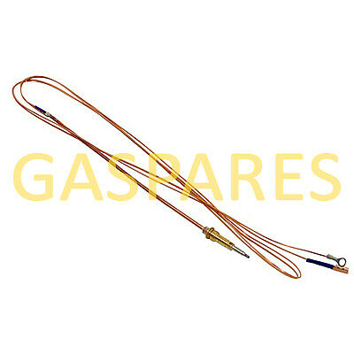 HOTPOINT INDESIT CANNON GAS THERMOCOUPLE 1300MM C00307855 GENUINE PART