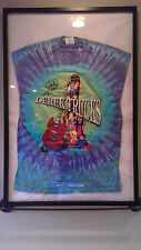 Derek Trucks: Signed TieDye T-Shirt (collectors item: when Derek was ~15)