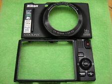 GENUINE NIKON S8200 FRONT BACK CASE REPAIR PARTS