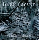 To Twilight Thickets by Hate Forest (CD, Apr-2011, Elegy (UK))