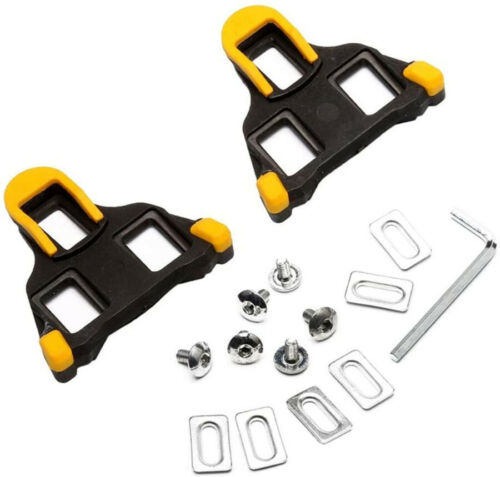 Bike Pedal Self-locking Bicycle Cleat for Road Cycling SM-SH10//11//12 SPD-SL