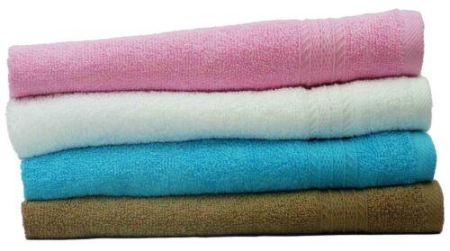 500g//m² Gästetuch 4 Farben 30x50cm Hochwertige Gästetücher Handtuch flauschig