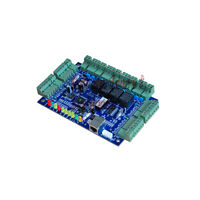 Nsee Galo Acs-u Gate Access Control Board 4 Door Building Controller Systems