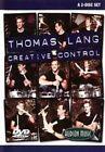 Thomas Lang - Creative Control (+2DVD, 2013)