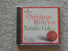 NEW! Natalie Cole : Christmas With You CD 1998 Hallmark Presents FREE SHIPPING!