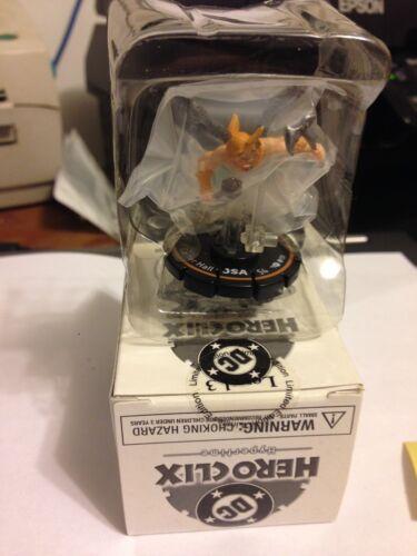 Carter Hall  Heroclix 131 Hypertime Miniature with Box UNIQUE LE