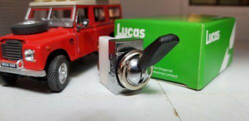 Land Rover Series 2a 3 Wiper Heated Screen OEM Genuine Lucas Switch PRC5610