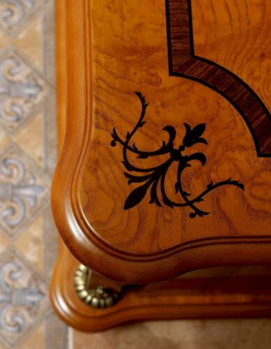Luxe Meuble BAR Thresen BAR Classique Antil Style Vitrine Tabouret Table Baroque