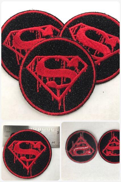 ZOMBIE HUNTER TACTICAL SUPERMAN KINGDOM COME PATCH W//VELCRO® FALLEN HEROES